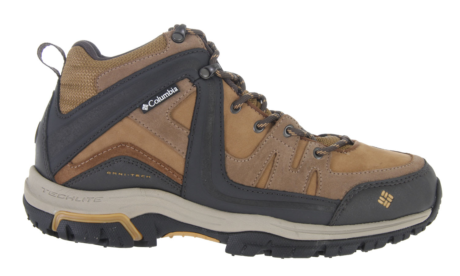 Shop for Columbia Shastalavista Mid Leather Hiking Shoes Morrell Mocassin - Men's