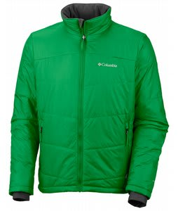 Columbia Shimmer Me Timbers II Jacket Fuse Green/Emerald