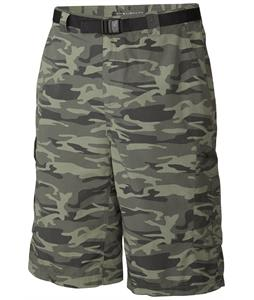 Columbia Silver Ridge Printed Cargo 12in Hiking Shorts