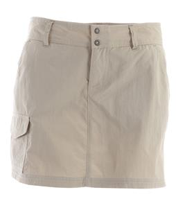 Columbia Silver Ridge Skort Fossil