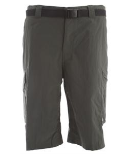 Columbia Silver Ridge Cargo Shorts Gravel