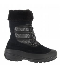 Columbia Slopeside Omni Heat Casual Boots Black Coal