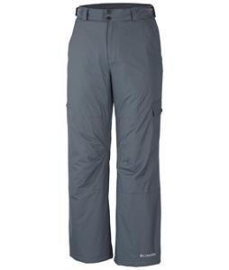Columbia Snow Gun Ski Pants Graphite