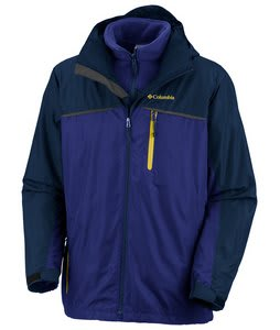 Columbia Split Immersion Jacket Dynasty/Columbia Navy
