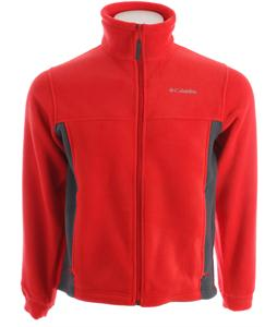Columbia Steens Mountain Fleece Bright Red