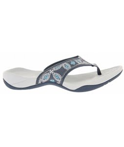 Columbia Sun Goddess Sandals Col Blue/Cool Grey
