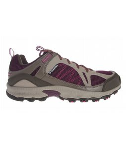 Columbia Switchback Low Hiking Shoes Black Cherry/Fushia