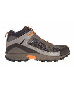 Columbia Switchback Mid Hiking Shoes Buffalo/Valencia