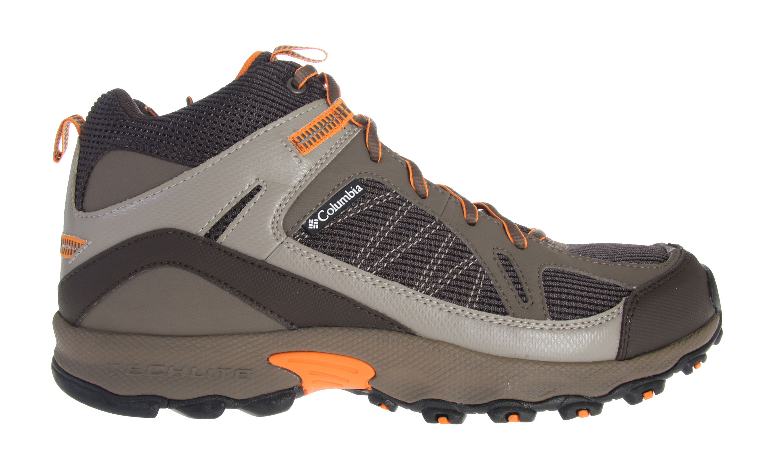 Shop for Columbia Switchback Mid Hiking Shoes Buffalo/Valencia - Men's