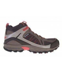 Columbia Switchback Mid Hiking Shoes Buffalo/Coral