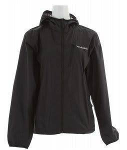Columbia Trail Fire Jacket Black