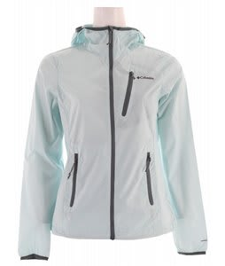 Columbia Trail Fire Jacket Wind/Metal