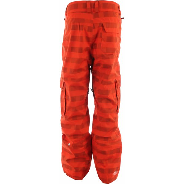 plaid ski pants - Pi Pants