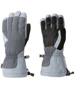 Columbia Tumalo Mountain Ski Gloves Graphite/Tradewinds