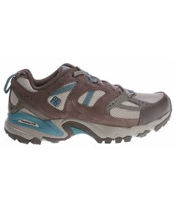 Columbia Wallawalla Low Hiking Shoes Moonrock/Hydro