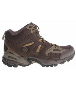 Columbia Wallawalla 2 Mid Hiking Shoes Cordovan/Treasure