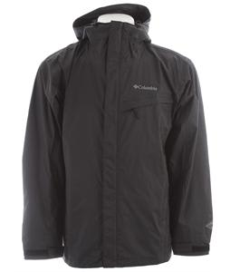 Columbia Watertight Jacket Black