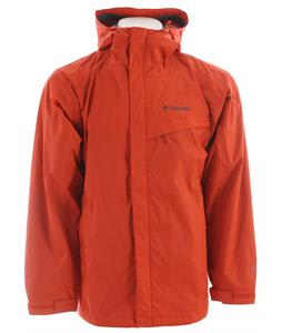 Columbia Watertight Jacket Cinnabar