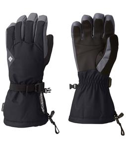 Columbia Whirlibird Ski Gloves Black/Graphite