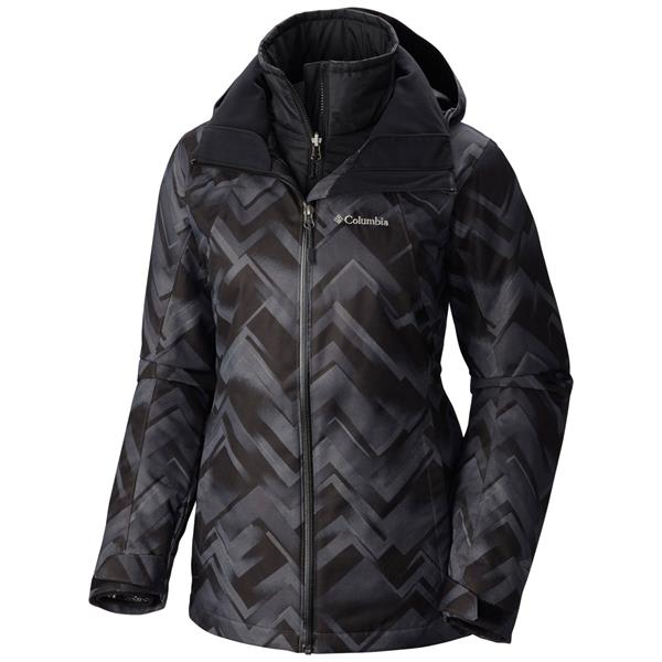 Columbia Whirlibird Interchange Ski Jacket