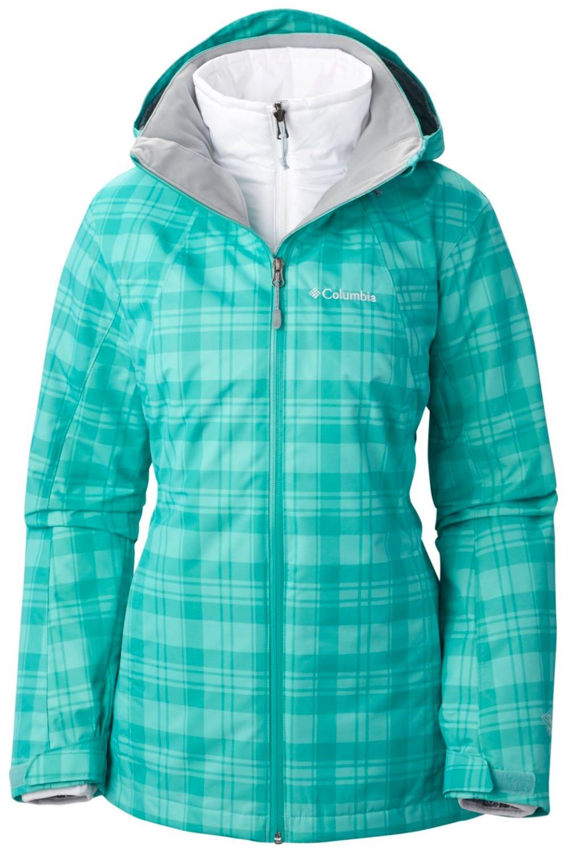 Columbia ski jacket women