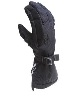 Columbia Whirlibird III Ski Gloves Black