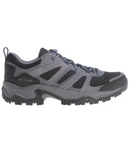 Columbia Woodburn Hiking Shoes Black/Atmosphere