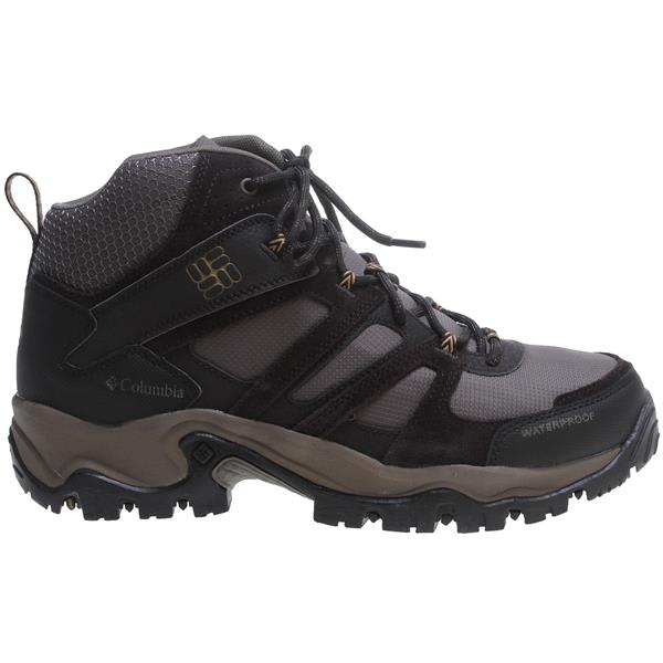 Columbia Woodburn Mid Waterproof Hiking Boots