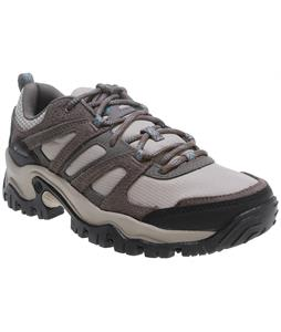 Columbia Woodburn Hiking Shoes Fossil/Aqua