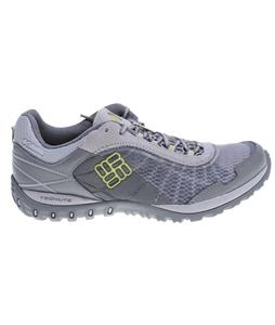 Columbia Yama Swift Shoes Cool Grey/Fresh Kiwi