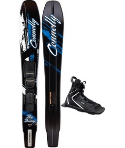 Connelly Big Daddy Slalom Waterskis w/ Nova/Adj Rtp Bindings