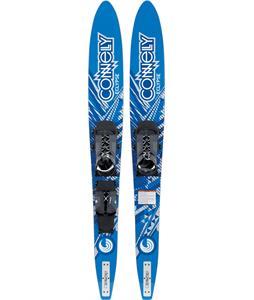 Connelly Eclypse Combo Skis w/ Swerve Lace ADJ Bindings