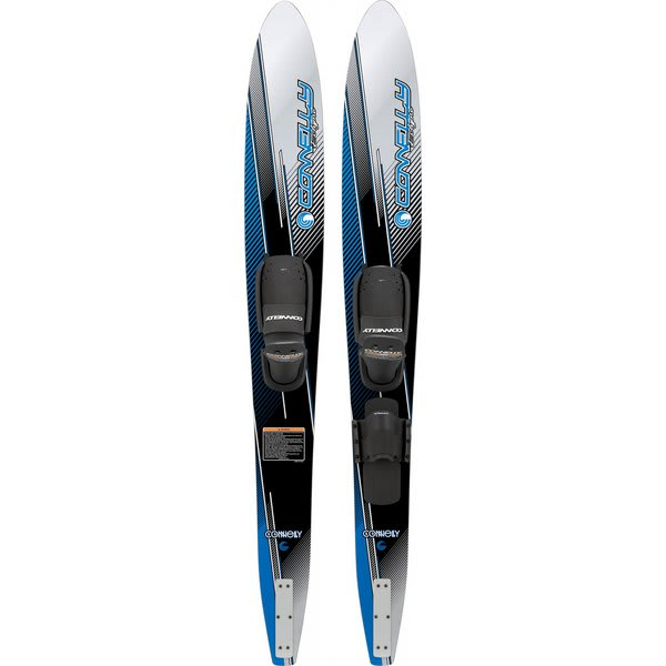 Connelly Eclypse Combo Waterskis 67 w/ Front Adj/Rts Bindings