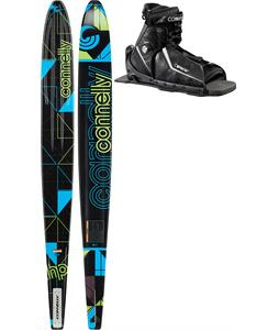 Connelly HP Ski 68 w/ Sidewinder/Rtp Bindings