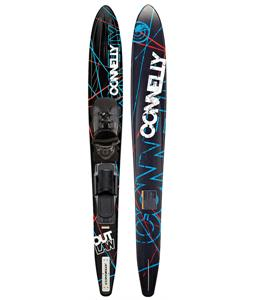 Connelly Outlaw Ski w/ Nova/Rtp Adjustable Bindings