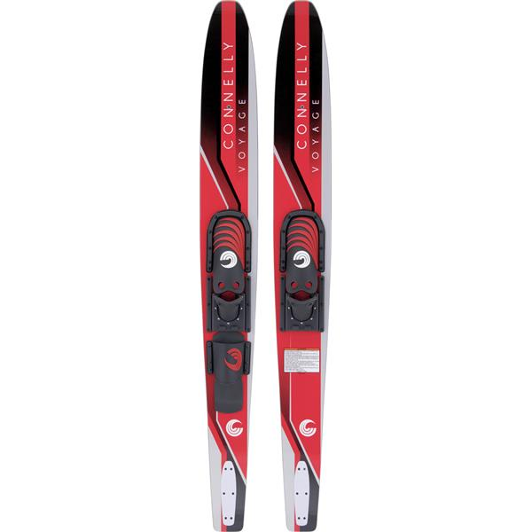 Connelly Voyage Combo Skis w/ Slide ADJ Bindings