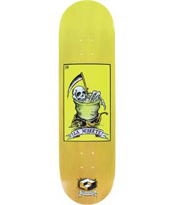 Consolidated La Muerte Skateboard Deck