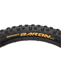 Continental Baron Bike Tire Black Steel Bead 26 x 2.3in