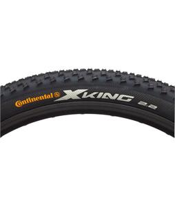 Continental x King Bike Tire Black Steel Bead 26 x 2.2in