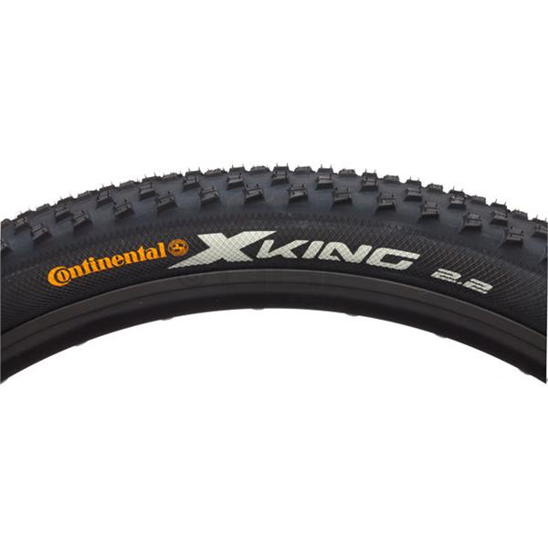 Continental x King Bike Tire