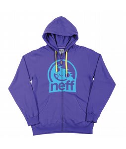 Neff Corpo 2 Hoodie Purple