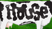 The House Cow Wallpaper