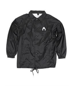 Crabgrab Classic Coach Jacket Black