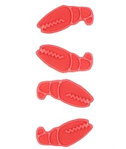 Crab Grab Mini Claws Stomp Pad Red