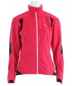Craft PXC Light Cross Country Ski Jacket Russian Rose/Black/Platinum