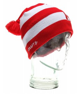 Craft X-Country Beanie Bright Red