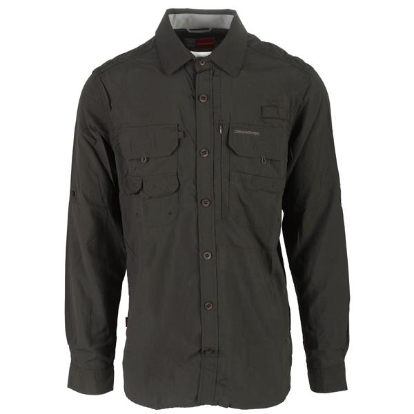 Craghoppers Nosilife Long Sleeved Angler Shirt
