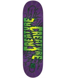 Creature Evillive Reanimator SM Team Skateboard Deck