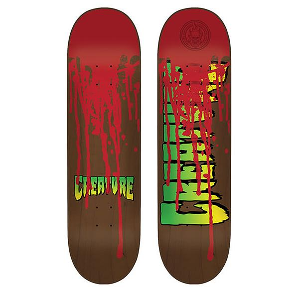 Creature Good Times Skateboard Deck