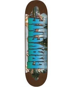 Creature Gravette Pro Logo Pro Skateboard Deck
